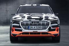 80.000 euro voor Audi e-tron in Duitsland