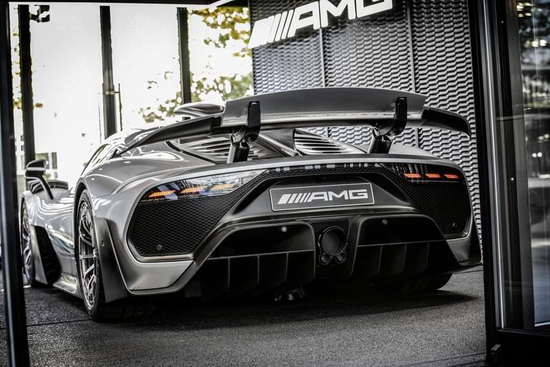 Mercedes Amg Project One Heet Nu One Autoweek Nl