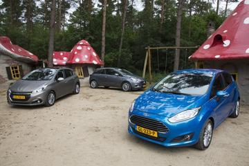 Peugeot 208 1.6 BlueHDi - Ford Fiesta 1.5 TDCi - Opel Corsa 1.3 CDTi