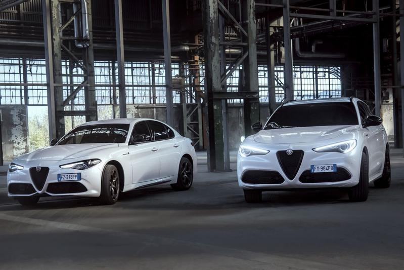 Alfa Romeo Stelvio Giulia Veloce Ti