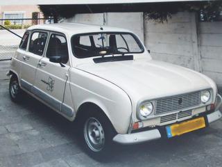 Renault 4 GTL (1981)