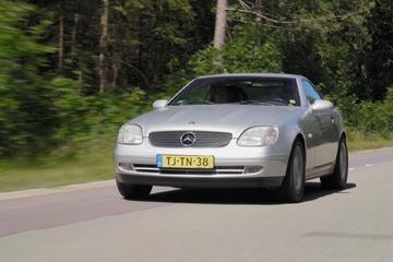Mercedes-Benz SLK 200 - 1998 – 306.690 km - Klokje Rond