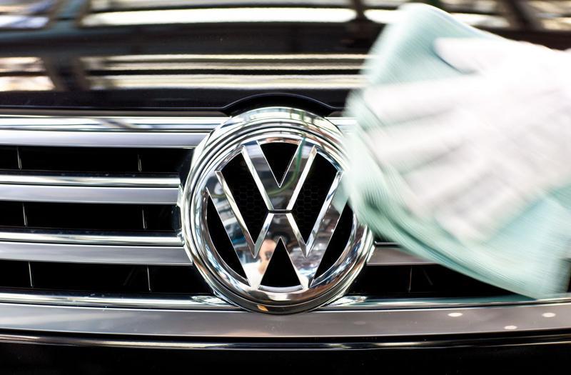 Uitgelicht volkswagens weg naar de top autoweek