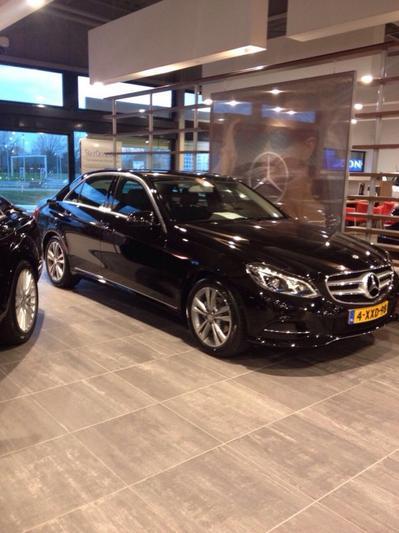 Mercedes-Benz E 220 BlueTEC Lease Edition (2014)