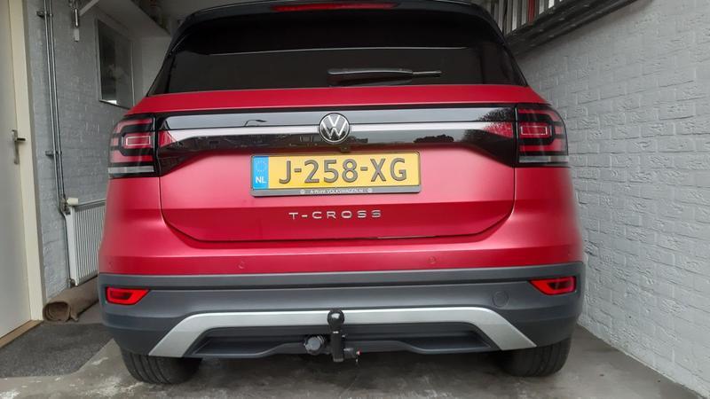 Volkswagen T-Cross 1.0 TSI 115pk Style Business R (2020)