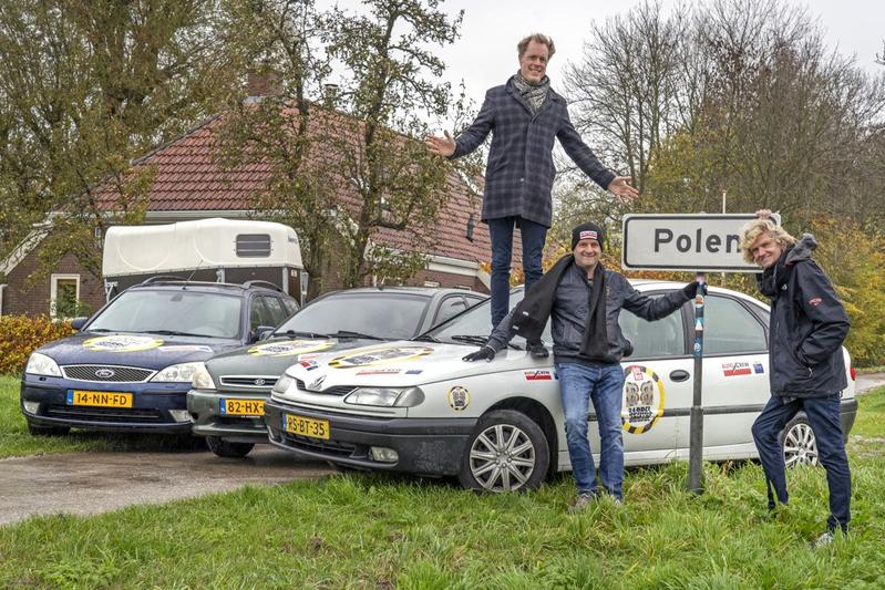 Van Beverwijk naar Polen - Monstertocht Barrelbrigade