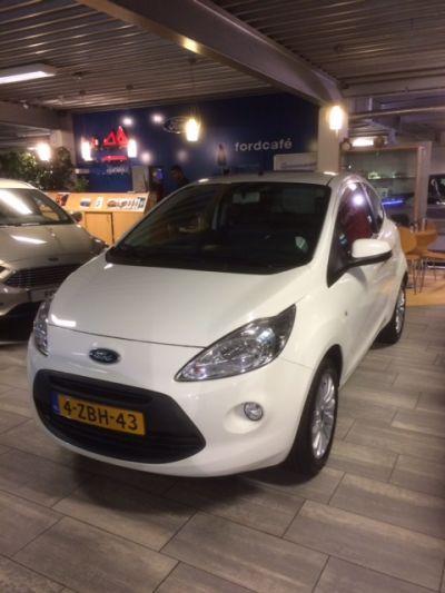Verrassend Ford Ka 1.2 Titanium X (2014) review - AutoWeek.nl FL-15