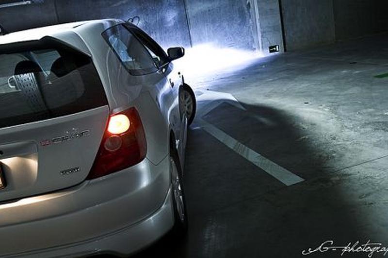 Honda Civic 1.6i Sport Anniversary (2003)