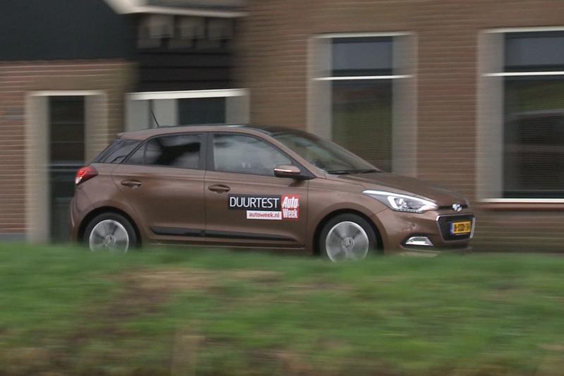 Duurtestgarage: Afscheid Hyundai i20