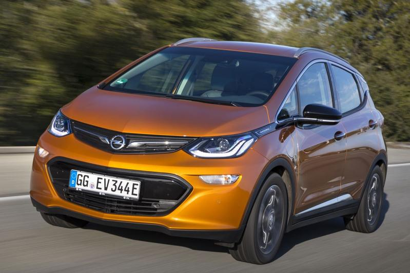 Opel Ampera-e 60kWh Business Executive (2018)