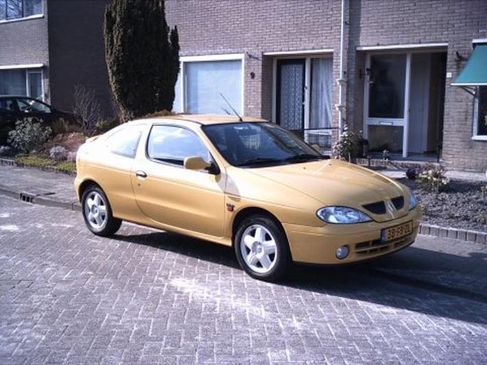 Renault Mégane Coupé 1.6 16V Sport (2000)