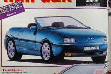 Roadsters van de 'toekomst' in 1991 - Uit de Oude Doos