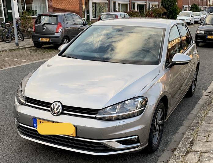 Volkswagen Golf 1.0 TSI 110pk Comfortline (2017)