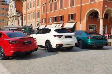 Modeljaarupdate voor Maserati Ghibli, Quattroporte en Levante