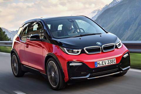 bmw i3 94ah. Black Bedroom Furniture Sets. Home Design Ideas