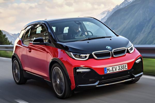 Rij-impressie: BMW i3s