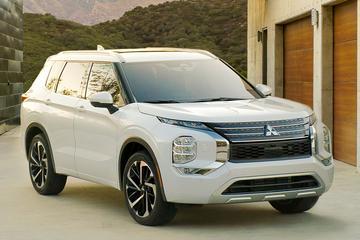 Nieuwe Mitsubishi Outlander onthuld