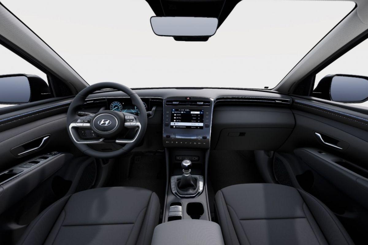 Hyundai Tucson Back to Basics