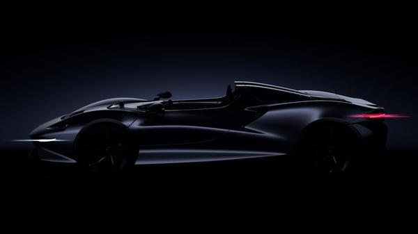 McLaren komt met nieuwe Ultimate Series-model