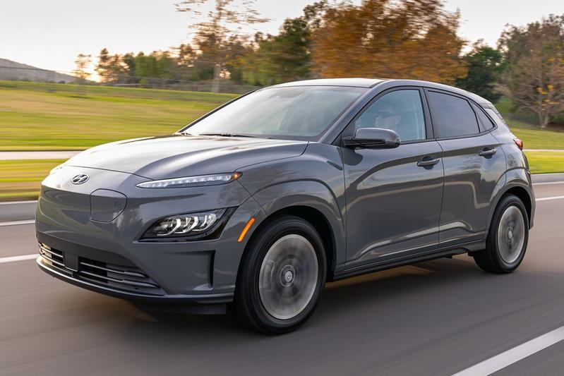 Hyundai Kona Electric USA