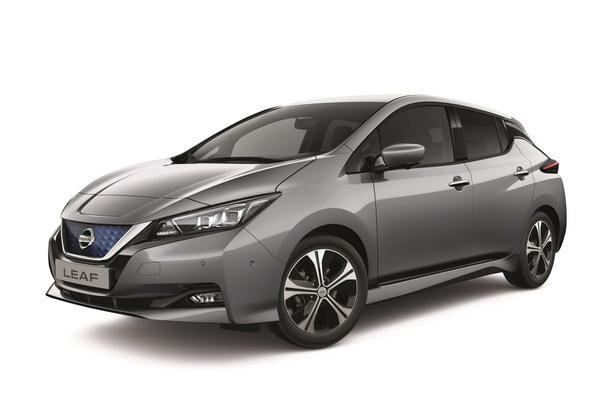 Modeljaarupdate voor Nissan Leaf