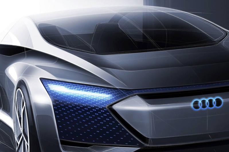 Audi plaagt door met IAA-knallers