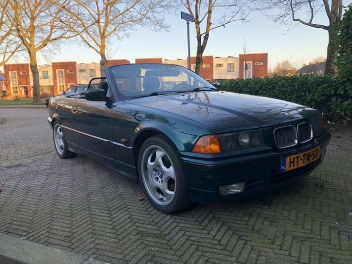 BMW 318i Cabrio (1994)