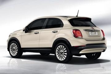 En dan nu officieel: Fiat 500X