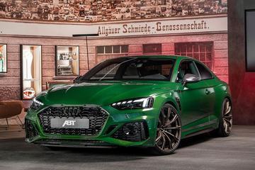 Audi RS5 Coupé volgens Abt