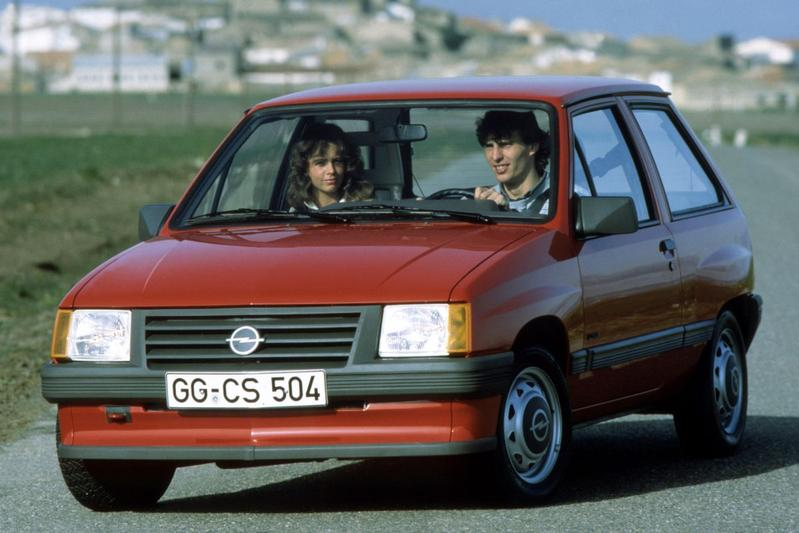 Opel Corsa 1.3 S Luxe (1984)