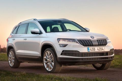 skoda karoq 1 5 tsi act greentech ambition business. Black Bedroom Furniture Sets. Home Design Ideas