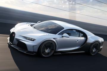 Bugatti Chiron Super Sport: nu zonder '300+'