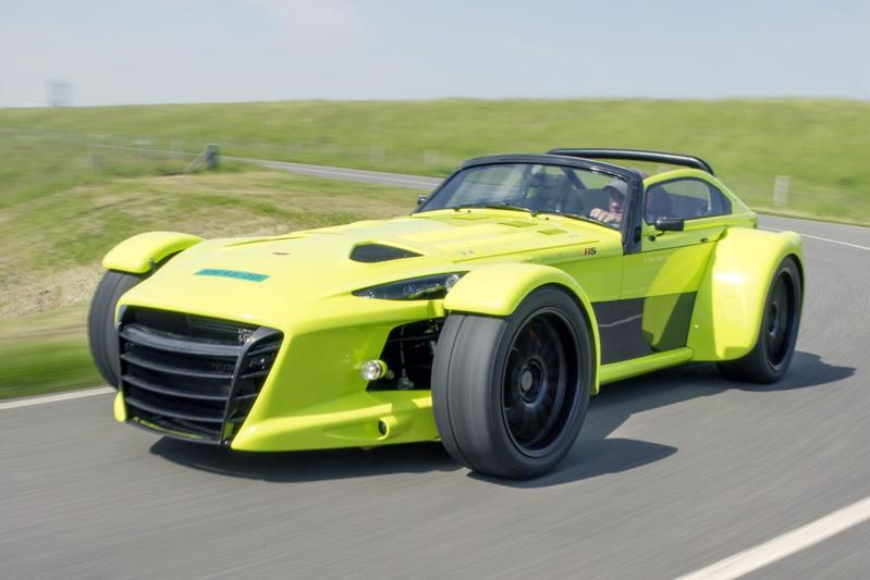 Donkervoort D8 GTO RS
