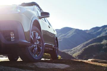 Nieuwe Subaru Outback naar New York