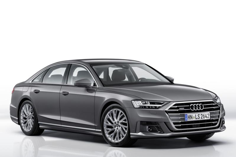 Optisch sportpakket voor Audi A8