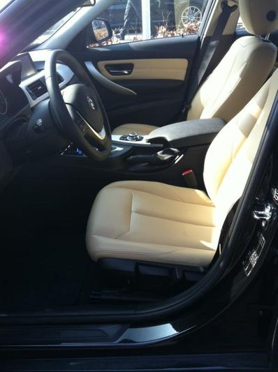 BMW 320d EfficientDynamics Edition High Executive (2013) #6