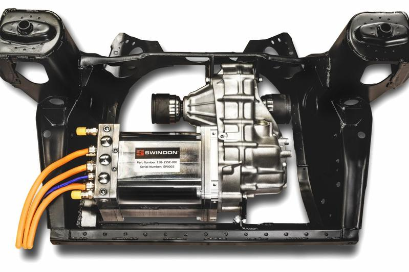 Swindon Mini-motor
