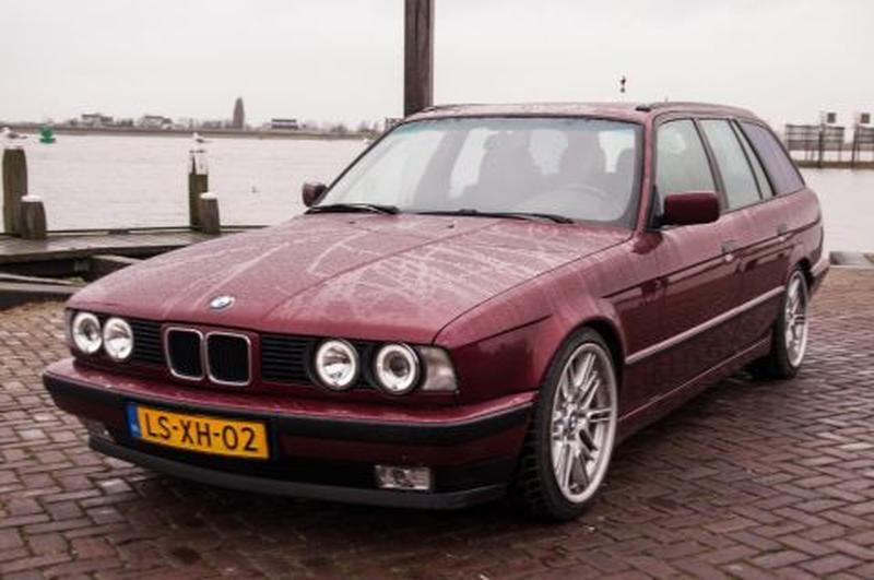 BMW 525tds Touring Executive (1993)