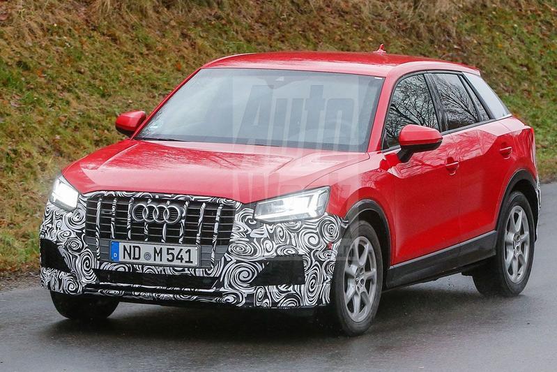 Audi opnieuw met SQ2 de weg op