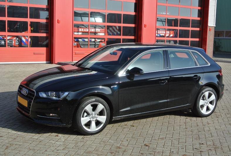 Audi A3 Sportback 1.4 TFSI g-tron Ambition Pro Line (2014)