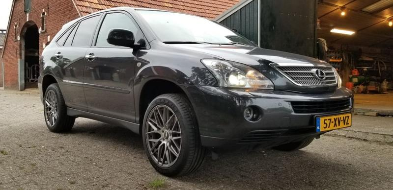 Lexus RX 400h Executive (2007)