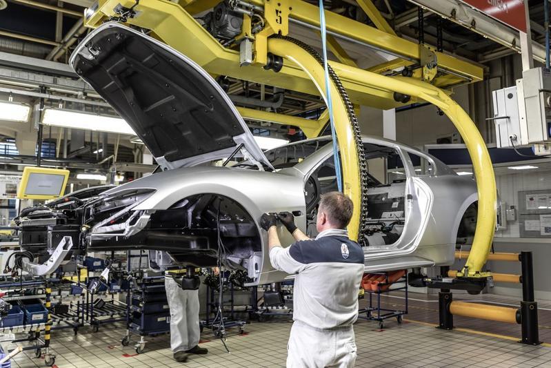 Productie Maserati Modena