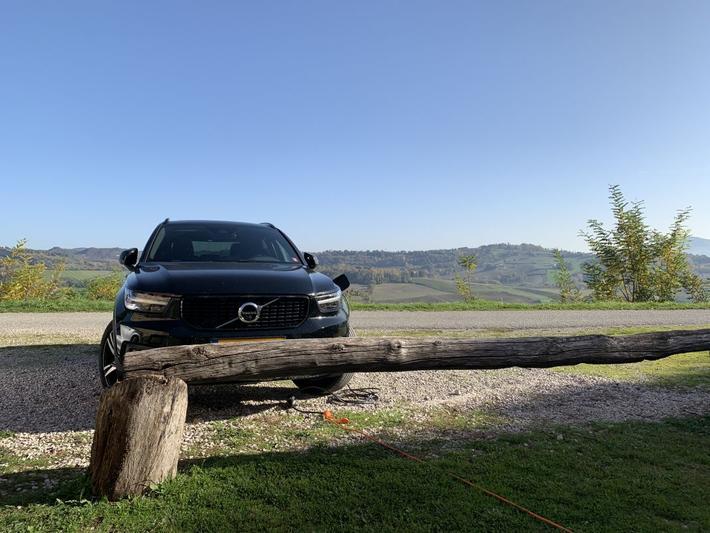 Volvo XC40 Recharge T5 Plug-in Hybrid R-Design (2020)
