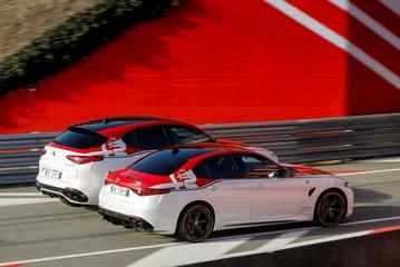 Alfa Romeo met special editions naar Genève