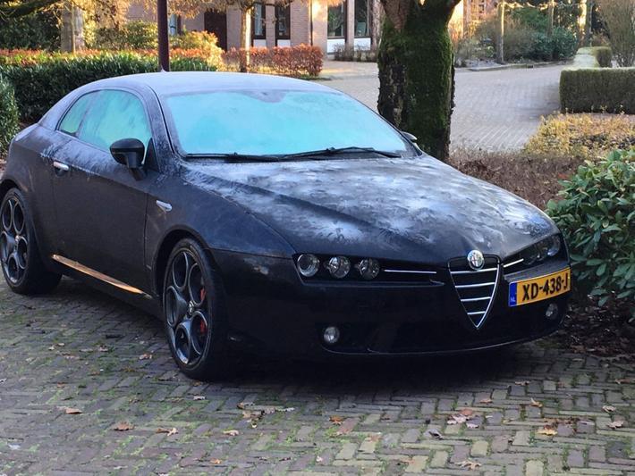 Alfa Romeo Brera 1750 Turbo (2010)