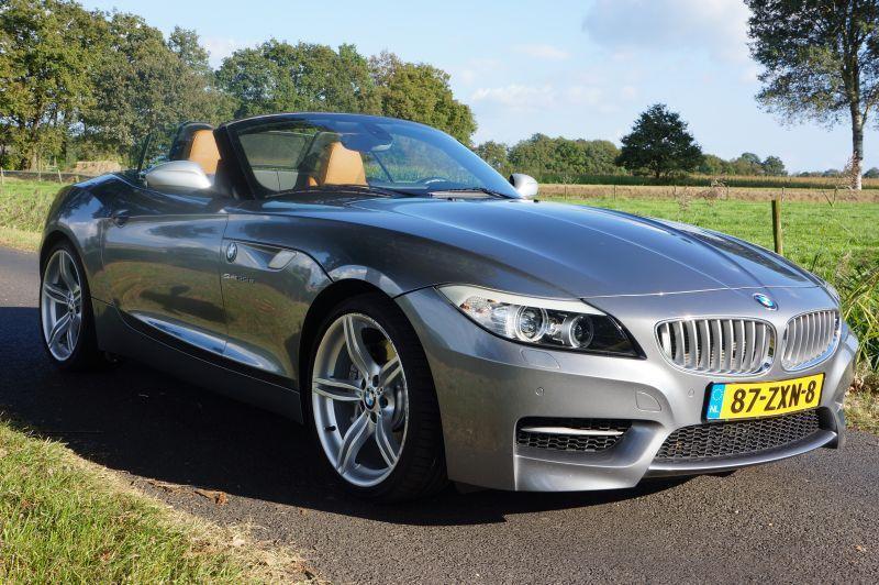 BMW Z4 Roadster sDrive35is Executive (2010) #3