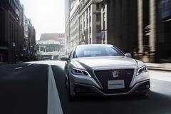Dít is de nieuwe Toyota Crown