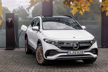 Meer prijzen Mercedes-Benz EQA bekend