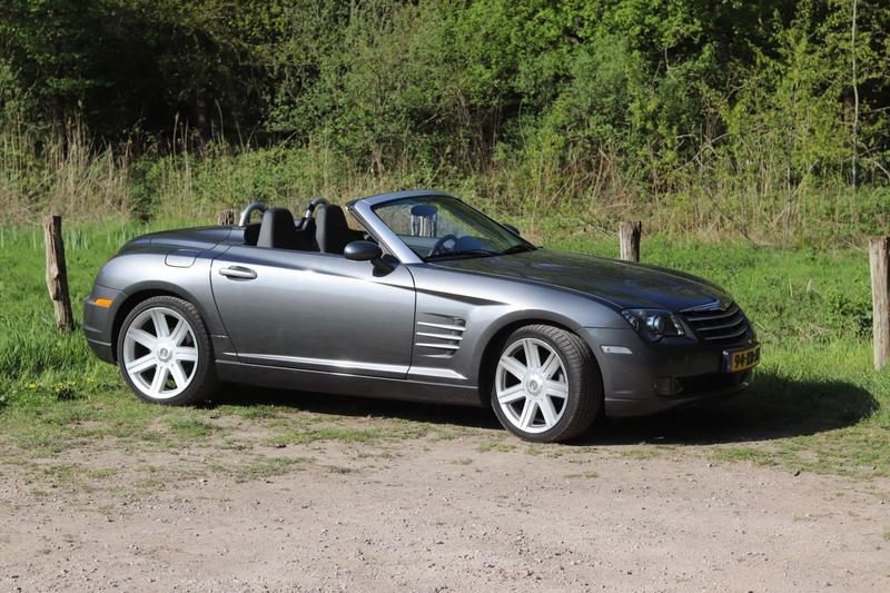 Chrysler Crossfire Roadster 3.2i V6 Limited (2007)