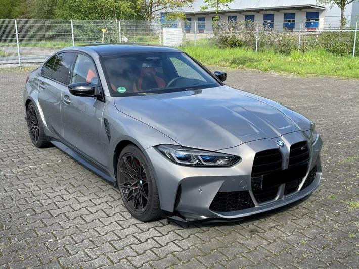 BMW M3 Competition (2021)